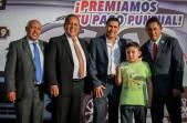 Realiza alcalde Raúl Camacho Baños sorteo de auto entre contribuyentes cumplidos4