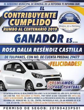 Realiza alcalde Raúl Camacho Baños sorteo de auto entre contribuyentes cumplidos5