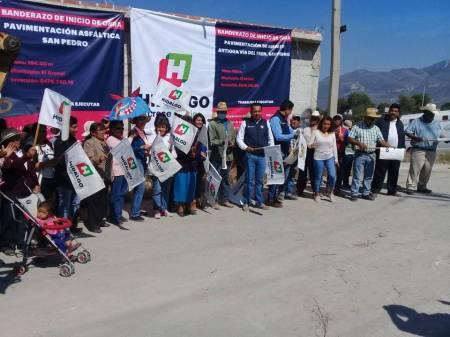 Realiza SOPOT banderazo a tres obras en El Arenal1