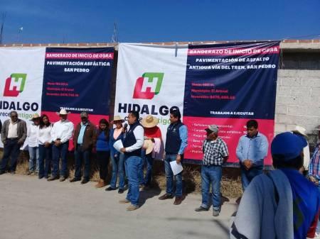 Realiza SOPOT banderazo a tres obras en El Arenal2
