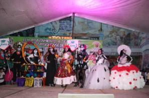 Realizan en Tizayuca el Festival Juvenil de Día de Muertos 2019-2