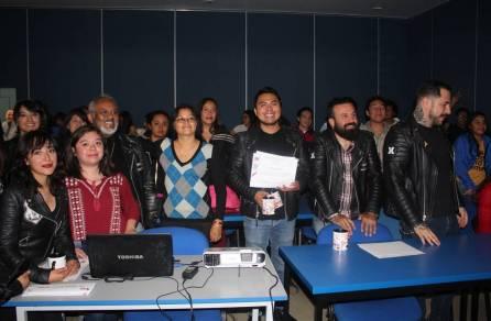 Realizan investigadores encuentro internacional que aborda grupos vulnerables1