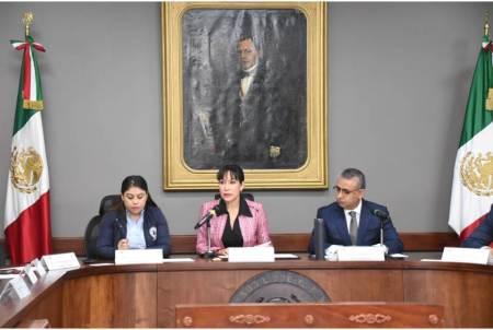 Recibe Comisión Inspectora, segunda entrega de informe de Cuenta Pública 2018-2