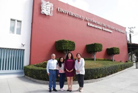 Recibe UAEH mención honorífica por diplomado de interculturalidad1