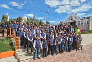 Reciben chalecos institucionales, trabajadores municipales en Mineral de la Reforma4