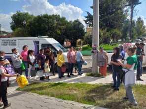 Subdirección de Fomento Agropecuario emprende acciones para apoyar a la población tizayuquense