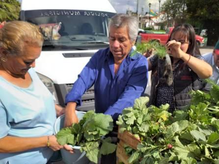 Subdirección de Fomento Agropecuario emprende acciones para apoyar a la población tizayuquense4