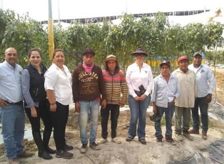 Titular de la STPSH verifica condiciones laborales de trabajadores hidalguenses en Coahuila2