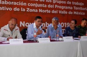 Tizayuca sede de la Onceava Sesión Ordinaria del Programa Territorial Operativo de la Zona Norte2