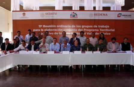 Tizayuca sede de la Onceava Sesión Ordinaria del Programa Territorial Operativo de la Zona Norte4