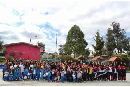 Tlapacoya y San Juan Tizahuapan reciben material deportivo4