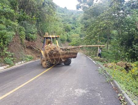Trabajos de caídos en Ixmiquilpan2