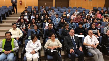 UAEH y alumnos acuerdan liberación de edificio MF1-2