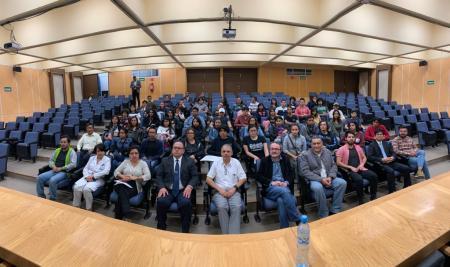 UAEH y alumnos acuerdan liberación de edificio MF1