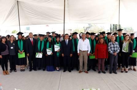 Alcalde de Tizayuca compromete más obras en materia educativa 3