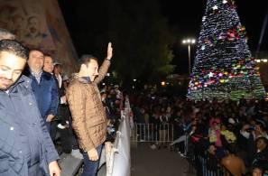 Alegría y unidad, motores de la navidad en Hidalgo2