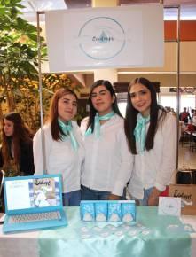 Alumnado de UTTT presentó proyectos en exposición comercial 1