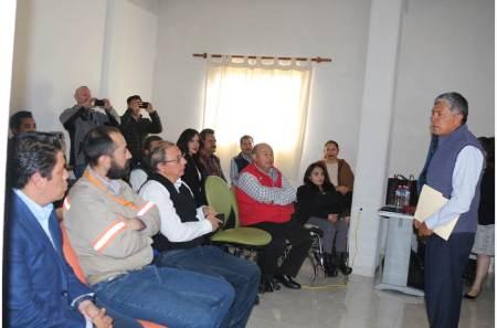 Arranca en Tizayuca el Ciclo Estatal de Conferencias en temas de Innovación