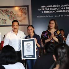 Artesanos hidalguenses, herencia cultural de proyección internacional1