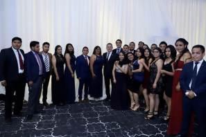 Celebra Consejo Estudiantil de la UAEH tradicional cena de fin de año2