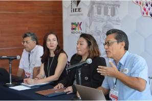 Concluye Segundo Taller Nacional de Participación Ciudadana organizado por el IEEH