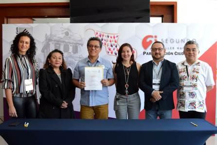 Concluye Segundo Taller Nacional de Participación Ciudadana organizado por el IEEH4