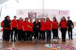 DIF Tizayuca realiza la Segunda Expo CDC5