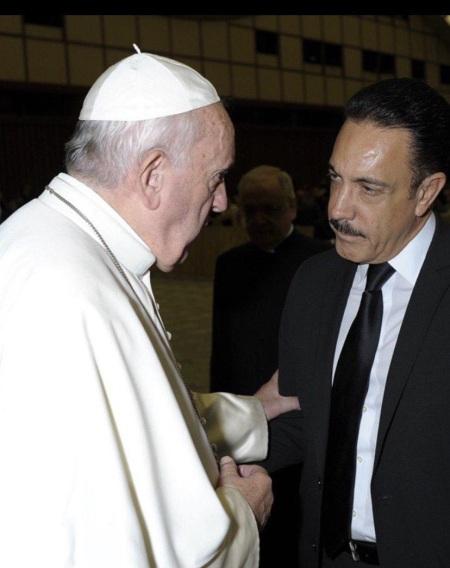 El papa Francisco refirió admirar al presidente López Obrador y ofreció su apoyo en el proceso de pacificación en México.jpg