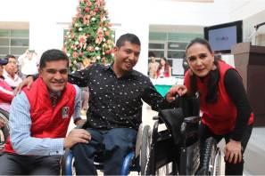 El PRI renueva su compromiso de impulsar el desarrollo político de las personas con discapacidad, Erika Rodríguez
