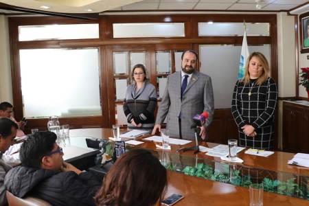 Emite CDHEH recomendaciones específicas al procurador del estado y alcaldes de Tenango de Doria y Zimapán