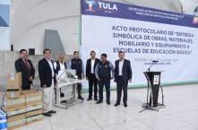 Entrega Atilano Rodríguez recursos del Fortalecimiento de la equidad y la inclusión 2019-5