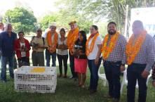 Entregan apoyos agropecuarios a municipios de Hidalgo4
