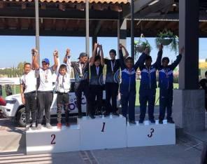 Excelente participación de los arqueros hidalguenses en el Nacional Bajo Techo 2019-2