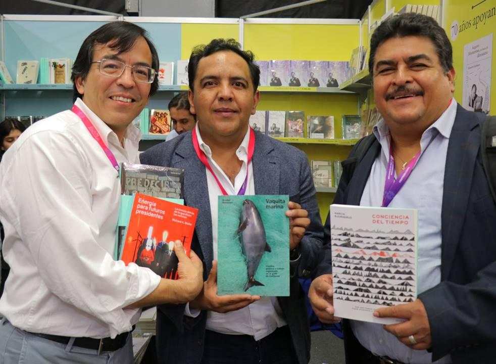 Impulsan difusión y apropiación del conocimiento desde FIL de Guadalajara1