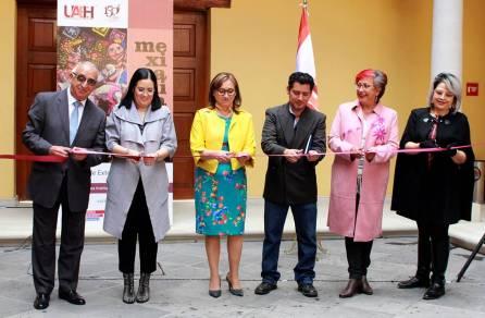 "Inaugura UAEH ""Mexicanidades Descontextualizadas""4"