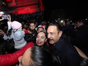 Inician festejos navideños en Hidalgo1