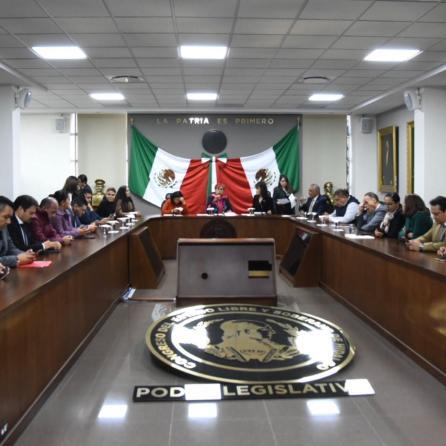 LXIV Legislatura aprueba un presupuesto para Hidalgo por más de 50 mil millones de pesos3