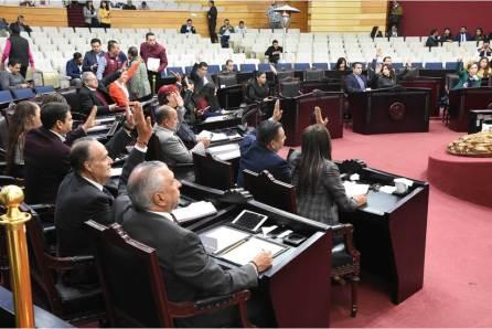LXIV Legislatura solicita al Gobierno estatal continuar con la atracción de inversiones