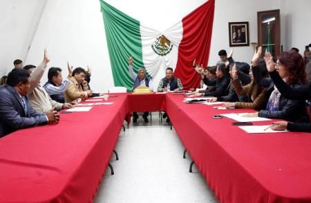Modesto Anaya Acosta rinde protesta como regidor de Tizayuca1