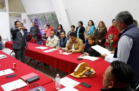 Modesto Anaya Acosta rinde protesta como regidor de Tizayuca2