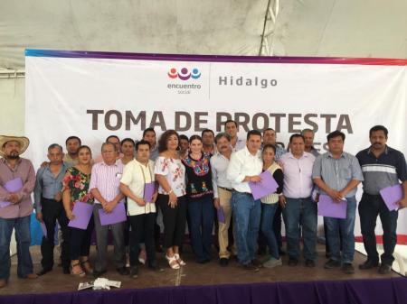 PESH toma de protesta de comités directivos  municipales de la sierra y la huasteca en Huejutla.jpg