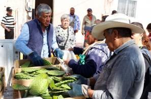 Presidencia Municipal de Tizayuca continúa donando verduras a la población vulnerable1