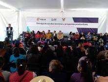 Reciben santiaguenses apoyos técnicos a través de DIF municipal 1