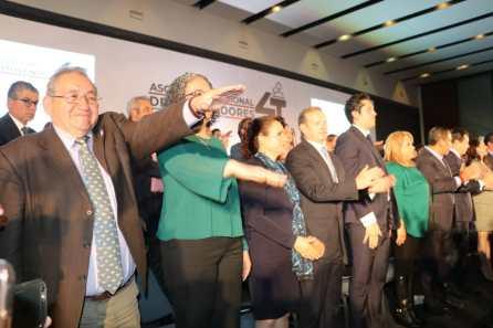 Se constituye Asociación Nacional de Legisladores Constituyentes (ANLC) de la Cuarta Transformación; Ricardo Baptista fue electo integrante de la mesa directiva2