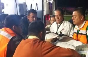 Trasladan vía aerea a hombre que presentaba quemaduras al Hospital General de Pachuca3