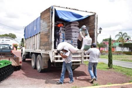 """Abren convocatoria """"kilo por kilo"""" para entrega de semillas en Santiago Tulantepec"""