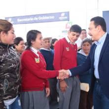 Anuncia Omar Fayad modernización de la carretera Juárez- Tlahuiltepa6