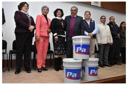 Beneficios a escuelas y centros de trabajo de educación básica de Epazoyucan y Mineral de la Reforma