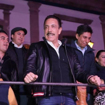 Cabalgata de Reyes llega a la región de Zimapán2