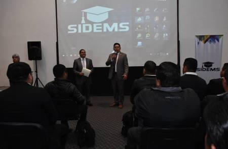 Capacita SIDEMS a docentes de Telebachilleratos Comunitarios1
